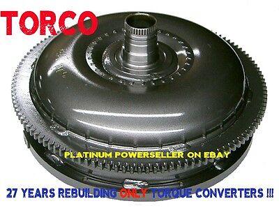 2003 HONDA ACCORD Rebuilt TORQUE CONVERTER p0741 2.4L BCLA 26000RAA315