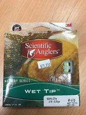 Scientific Anglers Mastery Series Wet Tip Sinking Tip Fly Line WF-6-F/S $80