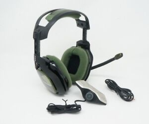 c10470c686c ASTRO A40 TR + MixAmp M80 Wired Xbox One Headset (Black/Olive ...