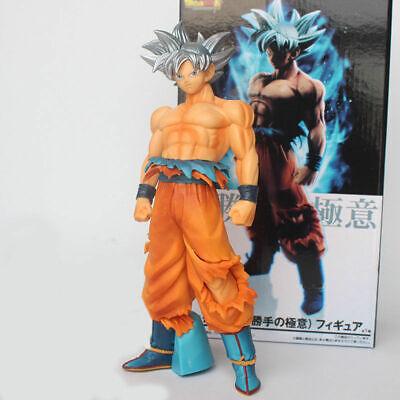 Dragon Ball Super Saiyan 4 Son Goku Figure Kakarotto Figurine Toy Gift 28CM