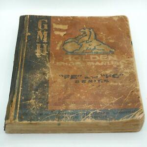 Holden-FE-FC-Shop-Manual-1956-1957-1958-GMH-Australia-F-Series-Workshop-Book