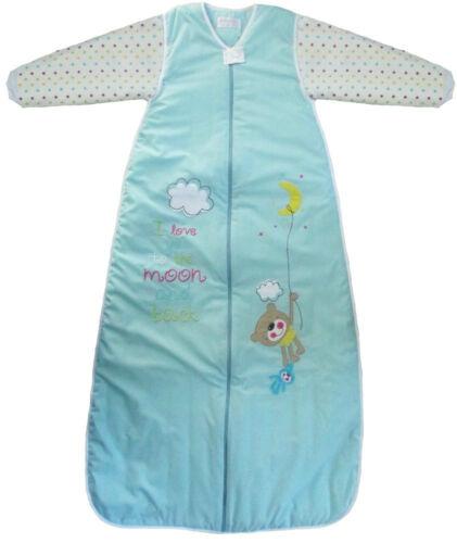 The Dream Bag Baby Sleepsacks Travel Moon Back 3.5 TOG
