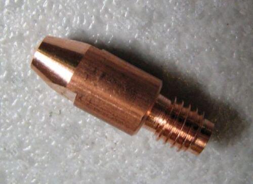 25  MIG WELDING TIP BINZEL M.8 x 1,2 mm Boquilla contacto Torcha Soldadura MAG