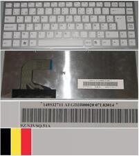 Clavier Azerty Belge SONY VAIO VPC-S AEGD3B00020 9Z.N3VSQ.51A 148932711 Blanc