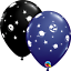 6-x-11-034-Printed-Qualatex-Latex-Balloons-Assorted-Colours-Children-Birthday-Party thumbnail 48