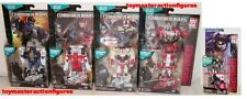 TRANSFORMERS COMBINER WARS SERIES 3 PROTECTOBOTS ALL 4 Deluxe + GROOVE IN STOCK