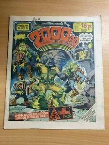 2000AD-Prog-235-24-Oct-1981-GB-Grand-Papier-Bd-Judge-Dredd