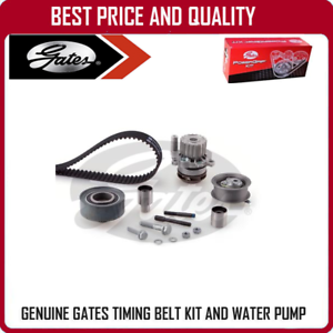 kp15559xs 1 gate timing belt kit and water pump for volkswagen newimage is loading kp15559xs 1 gate timing belt kit and water