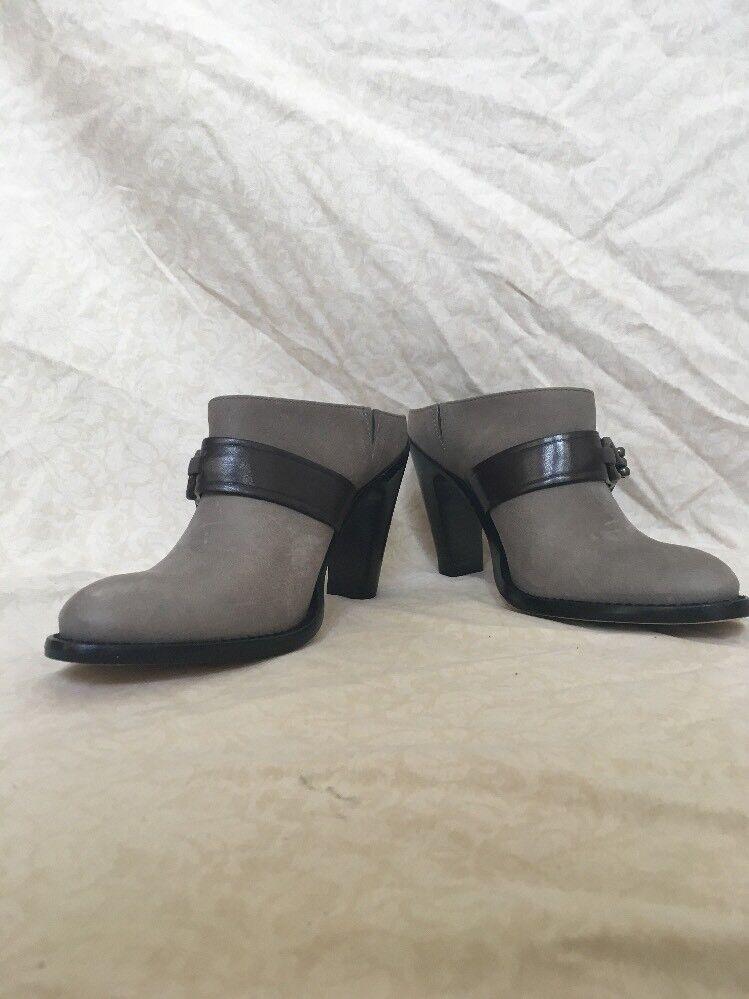 Cole Haan Tanvity Clog Ironstone, Damens's Schuhes, Größe 6B
