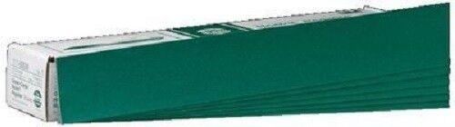 3M 00542 Green Corps Hookit 2-3//4x16-1//2 Inch 40E Grit Regalite Sheet