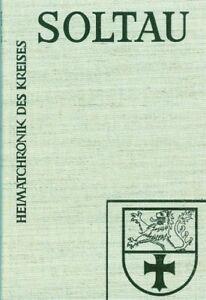 Heimatchronik-des-Kreises-Soltau-im-Leineneinband-338-Seiten-von-1967