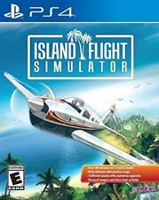 Island Flight Simulator [Sony PS4 PlayStation 4, PQube, Missions, Flying] NEW