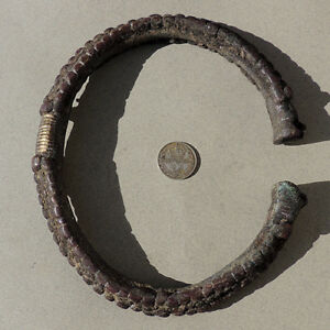 an-unusual-old-5-inch-decorated-copper-alloy-african-bracelet-from-nigeria-87