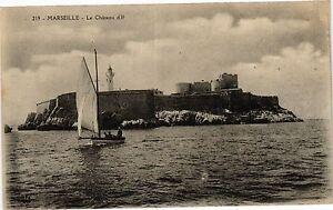 CPA MARSEILLE-Le Chateau d'If (185903)