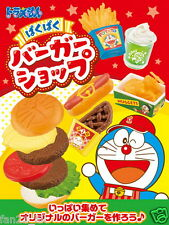 NEW! Re-ment Miniature Doraemon Fast Foods Burger Shop rement  FULL SET
