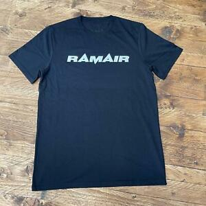 Black Ramair Filters Great Quality T-Shirt - Size Small