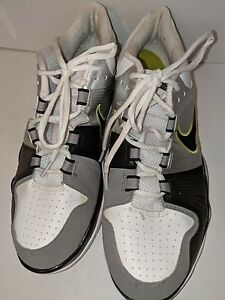 Nike Air Trainer 1 Grey Black Metallic 371378 004 Size 11.5 Bo ... 1d79c95de