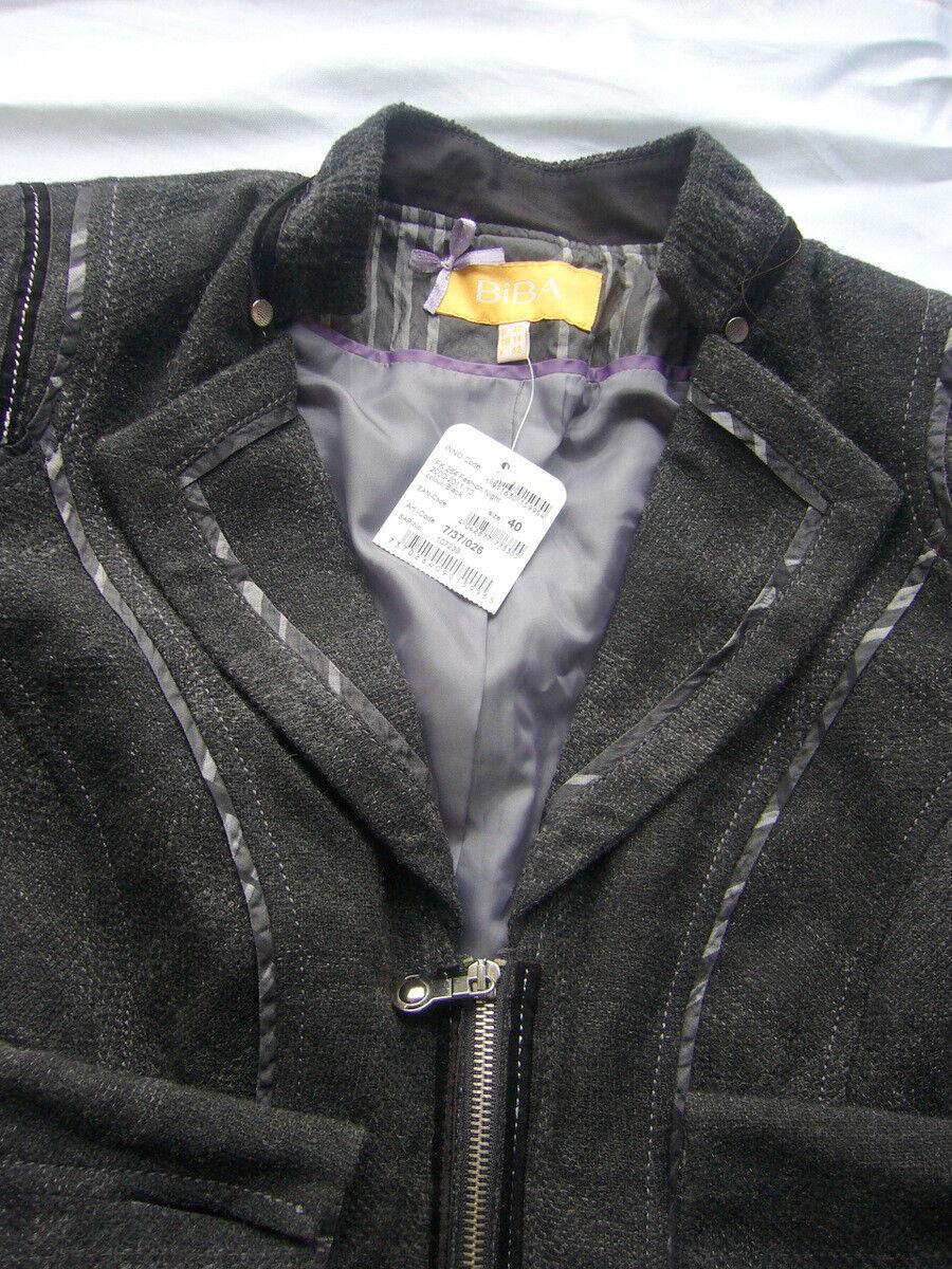 BiBA--Blazer  elegant Fashion Night Gr. 40--UK14 40--UK14 40--UK14 Euro159,95NEU   Klein und fein    Sale Deutschland    Charmantes Design  cd4162
