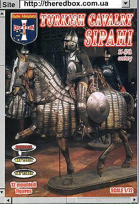 Osman Sipahi set 2-1:72 Red Box 72095
