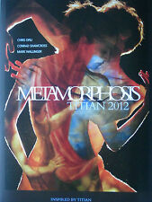 METAMORPHOSIS NATIONAL GALLERY POSTER CHRIS OFILI, MARK WALLINGER, TITIAN, DANCE