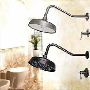 Rainfall Showerhead -Overhead Rain Shower Faucet Home Hotel Bathroom Solid brass