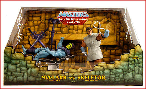Motuc actionfigur mattel mann motu klassiker skeletor mo larr versiegelt