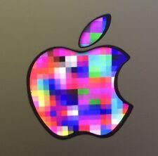 GLOWING PIXELS Apple MacBook Pro Air Sticker Laptop Logo DECAL 11,12,13,15,17 in