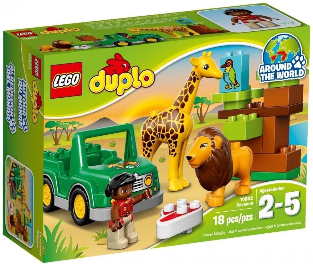 LEGO Duplo 10802 Savanne - NEU   OVP