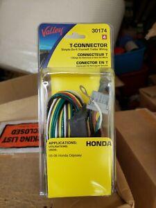 Details about Custom Wiring Harness T-Connector 30174 for 05-08 Honda on honda odyssey shift cable, honda odyssey steering column, honda pioneer wiring harness, honda s2000 wiring harness, honda odyssey clutch, honda odyssey ac wiring, honda odyssey latch assembly, honda odyssey atf cooler, honda odyssey pulley, honda odyssey rear end, honda odyssey ignition module, honda cr-v wiring harness, honda odyssey evap system, honda odyssey hood prop, honda nsx wiring harness, honda odyssey flywheel, honda odyssey axles, honda element trailer wiring harness install, honda odyssey oil pump, honda odyssey glove box door,
