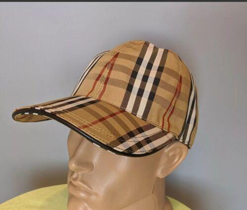 Burberry baseball cap hat