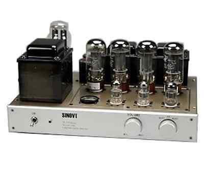Sinovt Tube Amplifier e88cc-6l6 GC Amp