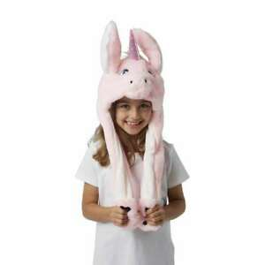 NEW Party Creator Unicorn Moving Ears Hat By Spotlight