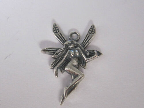 FAIRY STERLING SILVER CHARM - NEW (#B) (LAST ONES!!)