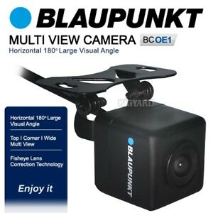 Details about New BLAUPUNKT BC OE1 Multi View Front Rear 180° CMOS Fisheye  Lens Reverse Camera