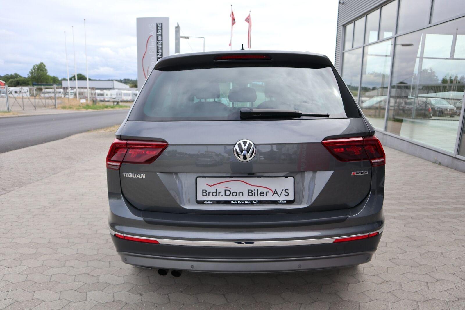VW Tiguan 1,4 TSi 150 Highline DSG 4Motion