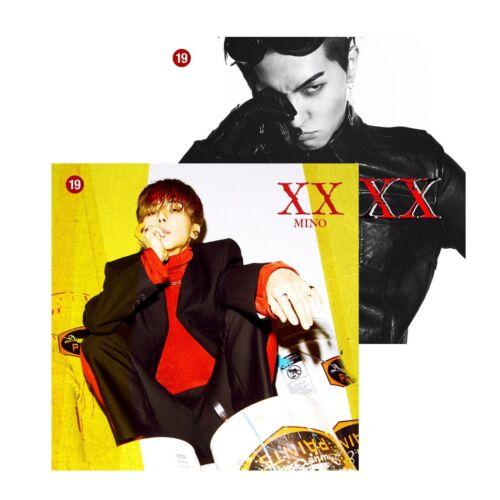 SONG MIN HO MINO ver.1+2 SET 2CD+Photobook+Art Book+Free Gift XX