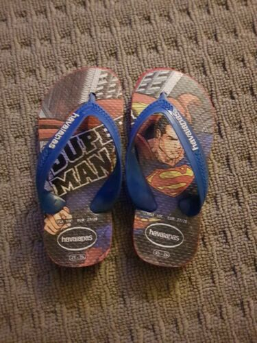 Havianas Boys SuperMan Thongs 2526 ?