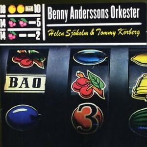 """BAO - Benny Anderssons Orkester - """"BAO3"""" - CD Album - 20007"""
