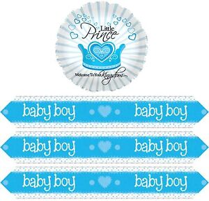 new baby boy welcome home to your kingdom balloon ormatching