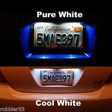 License Plate Led Lights (fits: civic integra del sol 350z scion tc  )