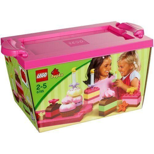 LEGO Duplo Lustiges Kuchen-Spielset 6785 NEU OVP