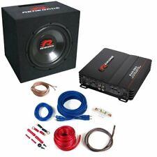 Artikelbild Renegade RBK550XL Lautsprecher Subwoofer Subbox Verstärker