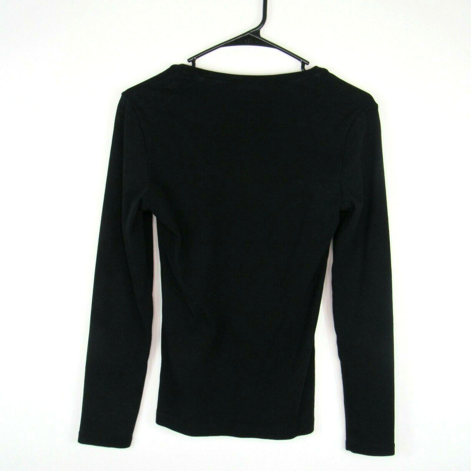 Tommy Hilfiger Womens Size Medium Long Sleeve VNe… - image 6