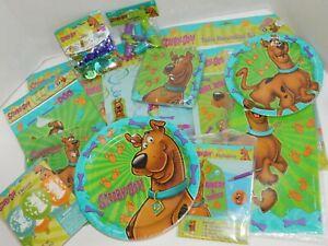 Scooby-Doo-Birthday-Party-Napkins-Decorations