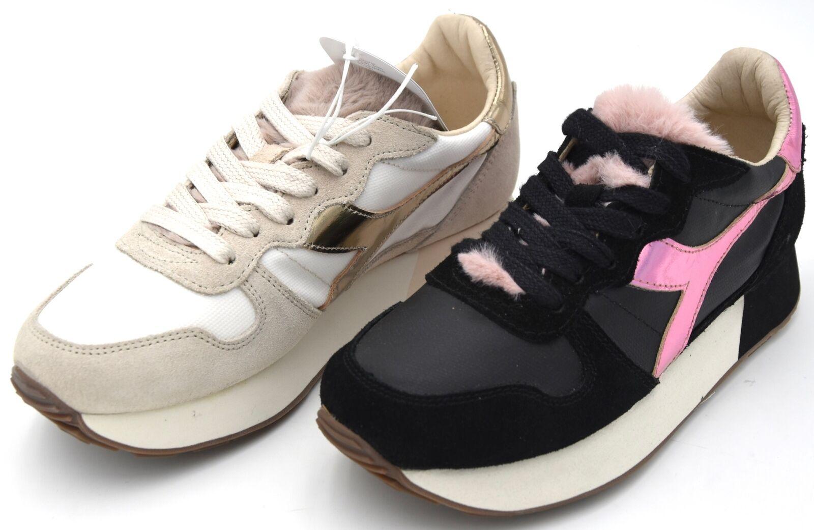 Diadora Heritage Womens Sneakers Casual shoes Trainer Type. Camaro H W Fur