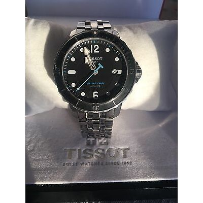 Tissot Seastar Automatic 300m T066407A 42mm