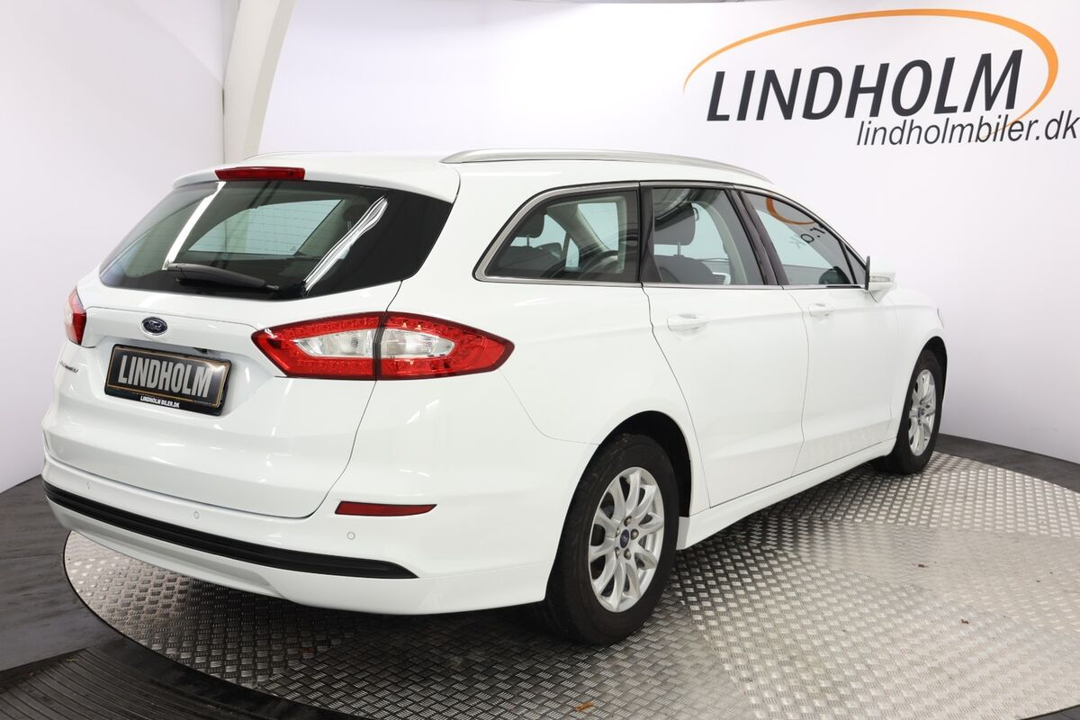 Ford Mondeo 2,0 TDCi 150 Business stc.