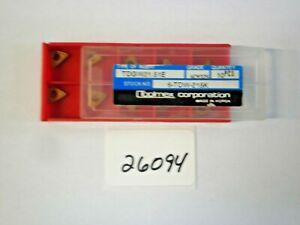 NWP DCMT 21.51 AA M400e C7 Carbide Inserts Multi Coat DCMT 070204 10pc DCMT 2151