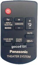 ORIGINAL PANASONIC REMOTE CONTROL N2QAYC000027 SCHTB10 SCHTB500 SUHTB10 SUHTB500
