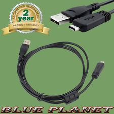 Sony Cyber-shot Dsc-tx55 / Dsc-t110 / Dsc-tx5 / Cable Usb Transferencia De La Foto De Plomo